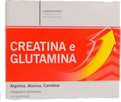 creatina-glutammina